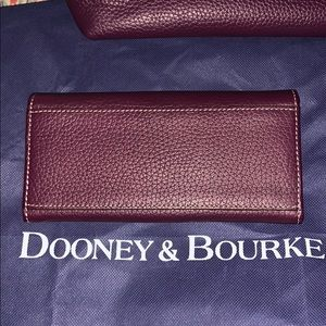 "Dooney & Bourke Bags - Dooney & Bourke ""Gracie"" Hobo w/matching wallet"